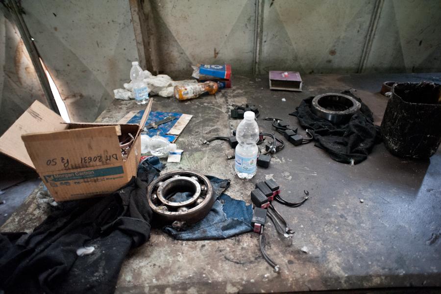 18.12.2011: acciaierie Beltrame SGV