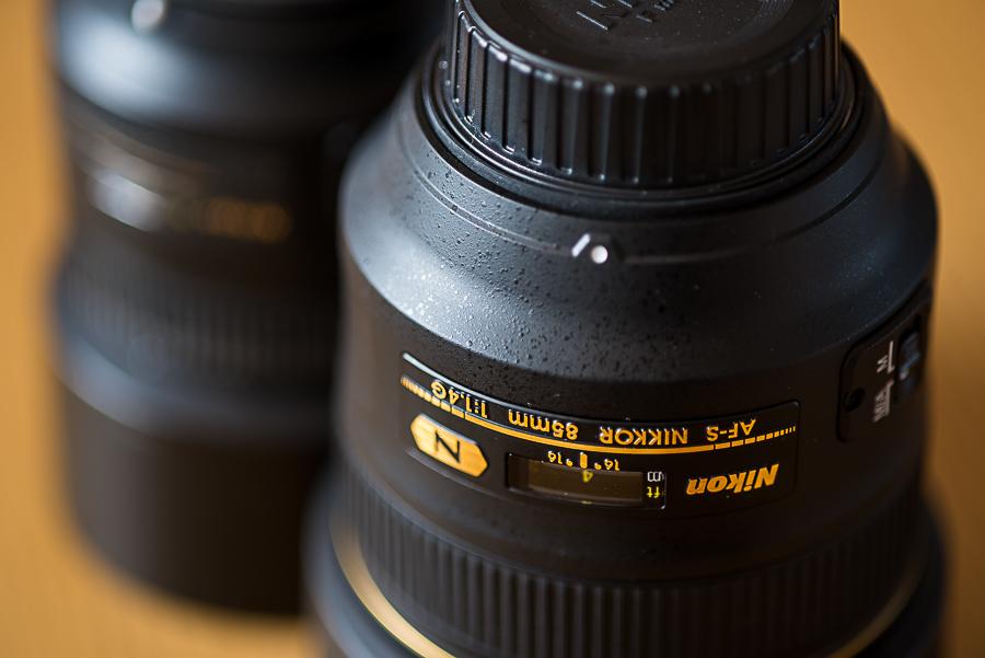 masters in portrait – 85mm AFS f1.8G vs f1.4G
