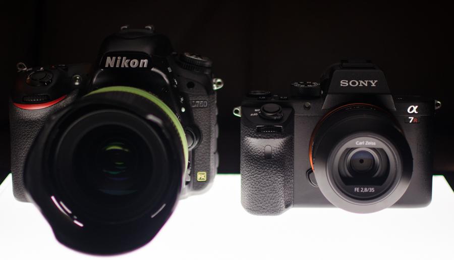 Con specchio o senza specchio? – reflex vs mirrorless: D750 vs A7R2 per la fotografia