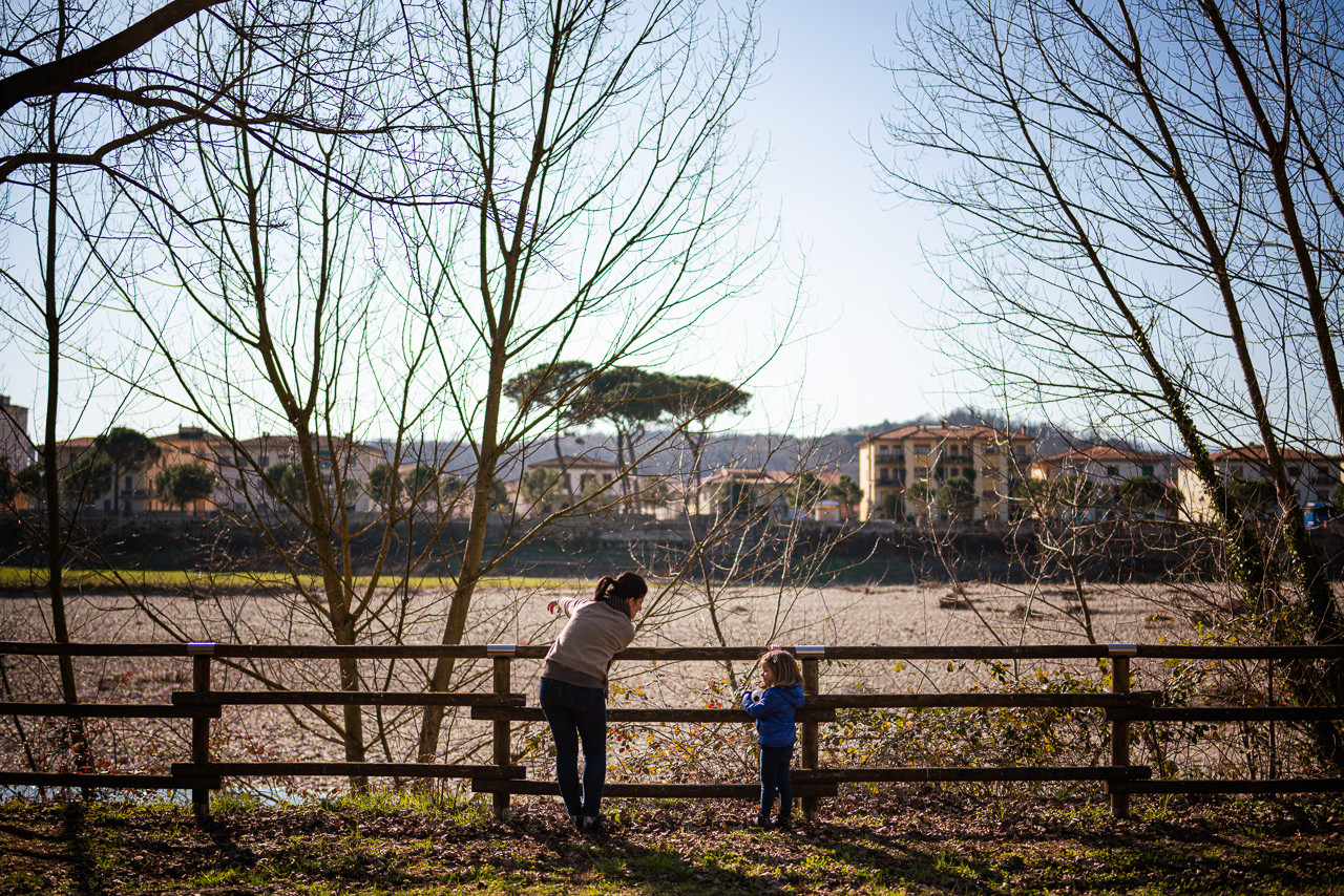 Protetto: Chiara e Claudia ai giardini + carnevale