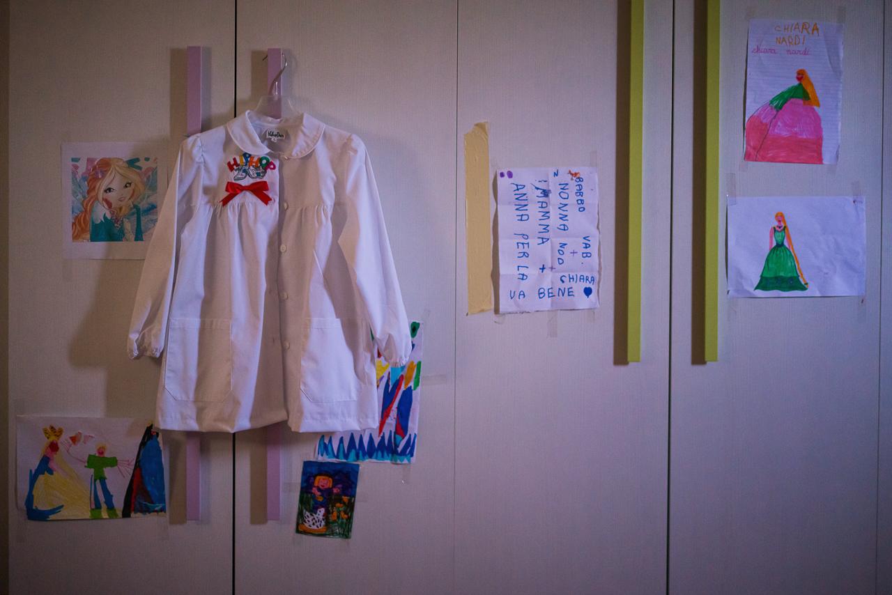 Protetto: Primo giorno di scuola di Chiara